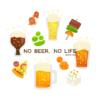 ビールのカード01