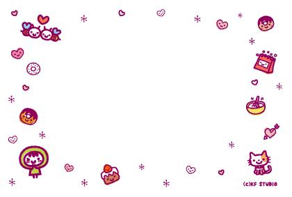 バレンタインカード01